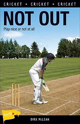 Not Out (Lorimer Sports Stories PB)