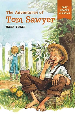 The Adventures of Tom Sawyer (Easy Reader Classics)