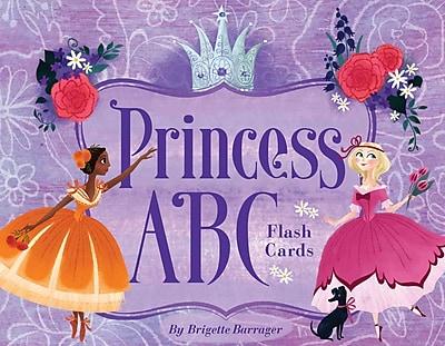 Princess ABC Flash Cards