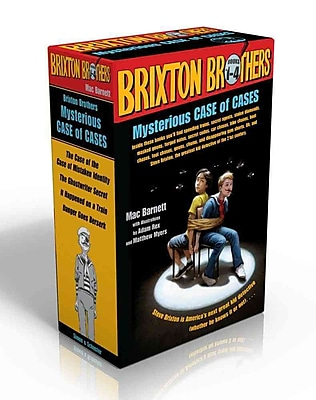 Brixton Brothers Mysterious Case of Cases