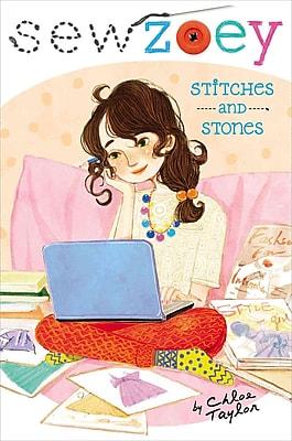 Stitches and Stones (Sew Zoey)