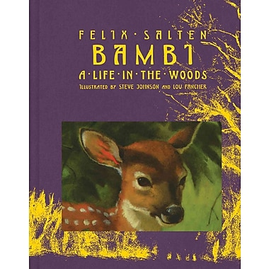 Bambi: A Life in the Woods (Scribner Classics)