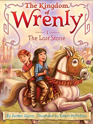 The Lost Stone (The Kingdom of Wrenly)