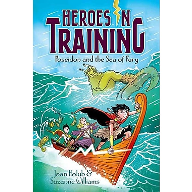 Poseidon and the Sea of Fury (Heroes in Training)