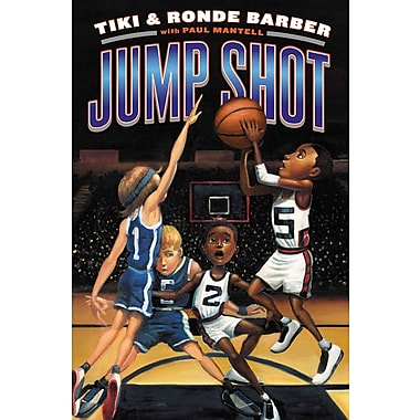 Jump Shot (Barber Game Time Books)