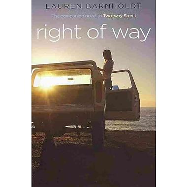 Right of Way (HC)