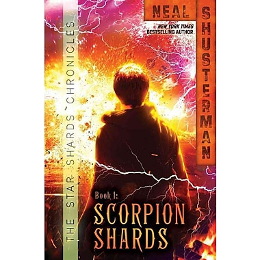 Scorpion Shards (The Star Shards Chronicles PB)