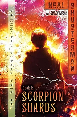 Scorpion Shards (The Star Shards Chronicles PB)