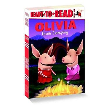 Olivia Goes Camping,ISBN -10: 1442449519