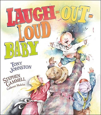 Laugh-Out-Loud Baby (Paula Wiseman Books)