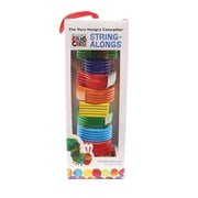 Eric Carle String-Alongs (Very Hungry Caterpillar)