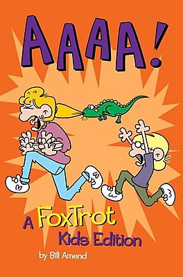 AAAA!: A FoxTrot Kids Edition