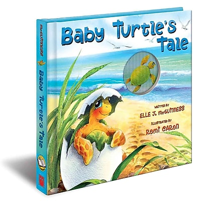 Baby Turtle's Tale: A Mini Animotion Book