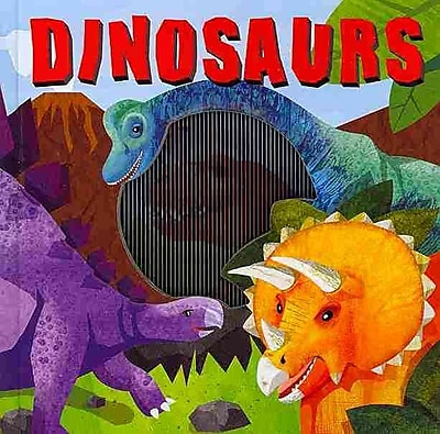 Dinosaurs: A Mini Animotion Book