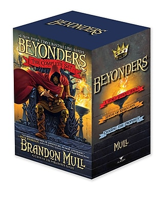 Beyonders The Complete Set: A World Without Heroes; Seeds of Rebellion; Chasing the Prophecy (HC)