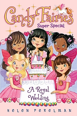 A Royal Wedding: Super Special (Candy Fairies)
