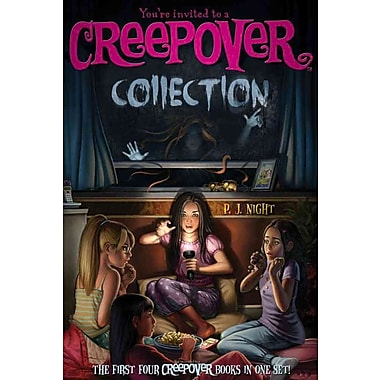 You're Invited to a Creepover Collection: Truth or Dare...; You Can't Come in Here!; Ready for a Scare?; The Show Must Go On!