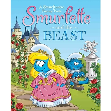 Smurfette and the Beast: A Smurftastic Pop-up Book (Smurfs Classic)