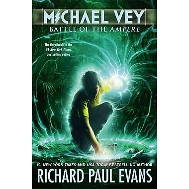 Michael Vey 3: Battle of the Ampere (HC)