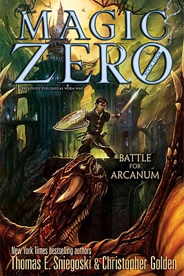 Battle for Arcanum (Magic Zero)