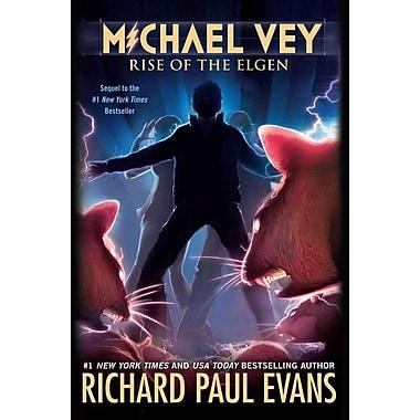 Michael Vey: Rise of the Elgen (Book 2)