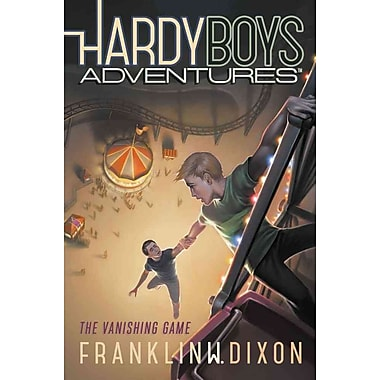 The Vanishing Game (Hardy Boys Adventures)