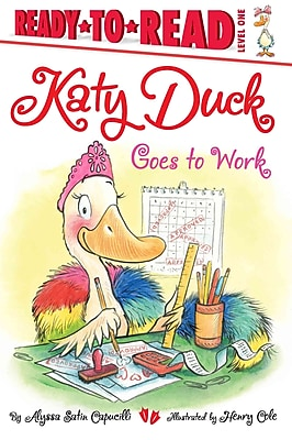 Katy Duck Goes to Work (Ready-to-Reads)