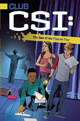 The Case of the Plagued Play (Club CSI)