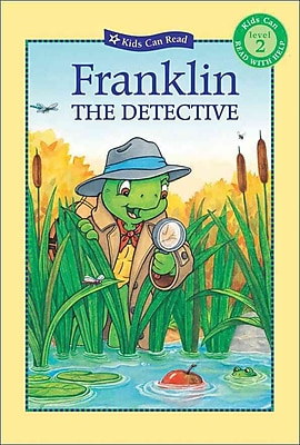 Franklin the Detective (Kids Can Read: Level 2)