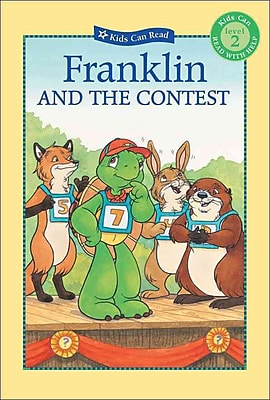 Franklin and the Contest (Kids Can Read: Level 2)