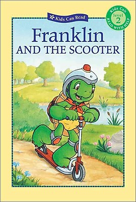 Franklin and the Scooter (Kids Can Read: Level 2)