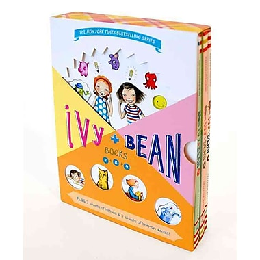 Ivy & Bean Boxed Set: Books 7-9 (Ivy and Bean)