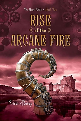 Rise of the Arcane Fire (The Secret Order)