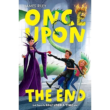 Once Upon the End (Half Upon a Time)