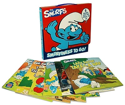 Smurfiness to Go!