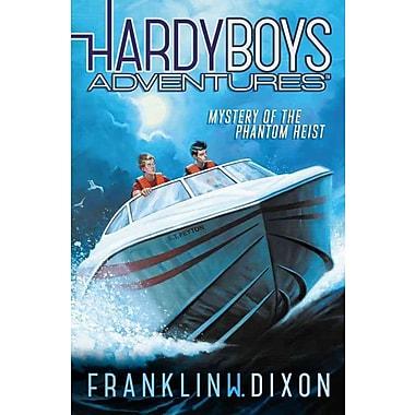 Mystery of the Phantom Heist (Hardy Boys Adventures)