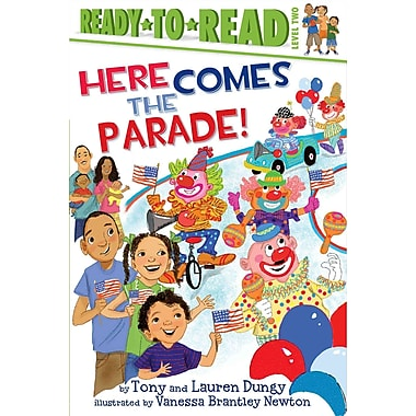 Here Comes the Parade! (Ready-to-Reads)