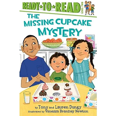 The Missing Cupcake Mystery (Ready-to-Reads)