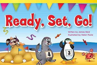 Ready, Set, Go! (Read! Explore! Imagine! Fiction Readers)