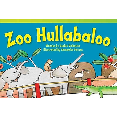 Zoo Hullabaloo (library bound) (Read! Explore! Imagine! Fiction Readers)