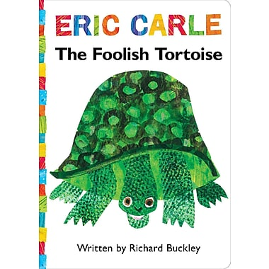 The Foolish Tortoise: Lap Edition (The World of Eric Carle)