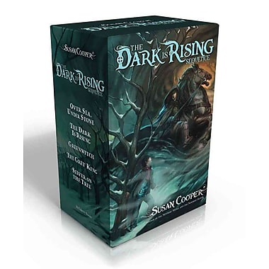 The Dark Is Rising Sequence: Over Sea, Under Stone; The Dark Is Rising; Greenwitch; The Grey King; Silver on the Tree(PB)