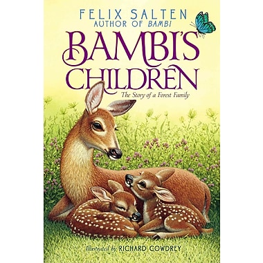Bambi's Children: The Story of a Forest Family (Bambi's Classic Animal Tales)