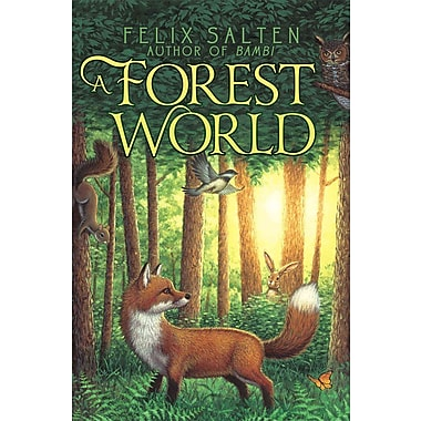 A Forest World (Bambi's Classic Animal Tales)