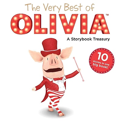 The Very Best of OLIVIA: A Storybook Treasury (Olivia TV Tie-in)