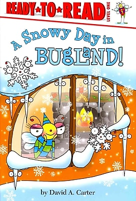 A Snowy Day in Bugland! (Ready-to-Reads)