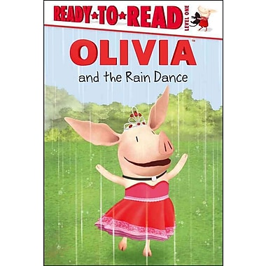 OLIVIA and the Rain Dance (Olivia TV Tie-in)