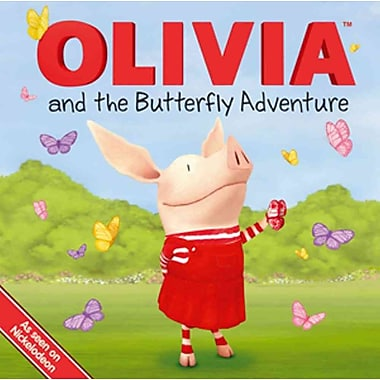 OLIVIA and the Butterfly Adventure (Olivia TV Tie-in)