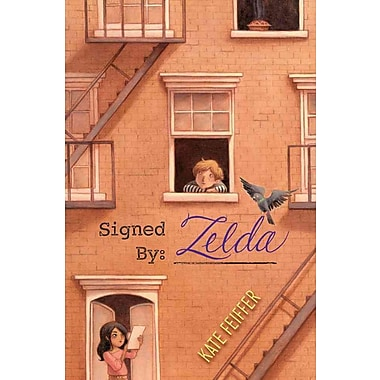 Signed by Zelda (Paula Wiseman Books)
