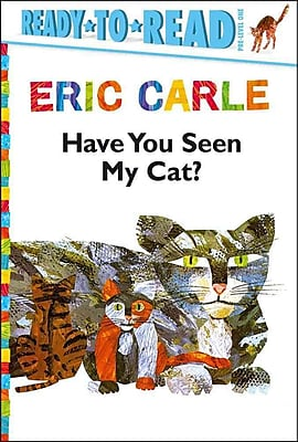 Have You Seen My Cat? (The World of Eric Carle)